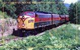 Conway Scenic Railroad FP-9 Units 6505 & 6516, New Hampshire - Mary Jane's Railroad Spec. Inc. Unused - Trains
