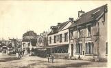 50 COUTAINVILLE PLAGE LA PLACE DE LA GARE - France