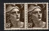 """FRANCE - N° 715 (3""""i"""" Au Lieu De 3 """"F"""") - Neuf Sans Charnière - Abarten: 1945-49 Ungebraucht"""