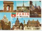Paris  - Paris Et Ses Monuments - Unclassified