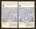 Pologne Polen Polska 1972 Yvertn° Bloc 58 ***et (°) Cote 7,60 Euro - Blocks & Sheetlets & Panes