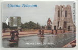 = GHANA - ISSUED - 10 - 99  =   MY COLLECTION - Ghana