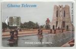 = GHANA - ISSUED - 07 - 01  =   MY COLLECTION - Ghana