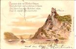 SANKT GOARSHAUSEN-LORELEY-LORELEI-( CLEMENS BRENTANO-GUILLAUME APOLLINAIRE) - Deutschland
