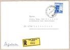 1966. Österreich. R-Brief V. Wolfsberg, Kärnten N. Luterbach (CH) - 1945-.... 2. Republik