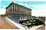 SAN FRANCISCO CA - Fairmont Hotel California And Powell Streets - San Francisco