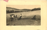 TRAVAIL FACILE VOYAGEE EN 1913 - Attelages