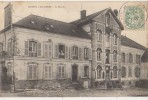 CPA 95 BOISSY L'AILLERIE Le Moulin 1906 - Boissy-l'Aillerie