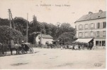 95 VAL D' OISE CPA PARMAIN PASSAGE A NIVEAU TRES ANIME VUE PEU COURANTE ANNEES 1910 - Parmain