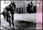 CYCLING - ITALIA MILANO 2001 - 84° GIRO D´ITALIA - ARRIVO - CARTOLINA UFFICIALE - GINO BARTALI - Cyclisme