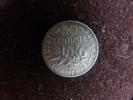 Francia France 50 Centimes Plata Argent Silver 1914 Semeuse. Ver Detalles En Fotos. - Francia