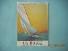 LA BAULE  CHEMIN DE FER DE PARIS A ORLEANS     GILLETA - Werbepostkarten