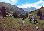Valle D´aosta Ayas Frazione Di Mascognaz Non Viaggiata - Italia