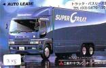 Télécarte Japon CAMION * Japan Phonecard * TRUCK (348) Auto *  CAR * Voiture * Telefonkarte  LKW * CAMIONES * MITSUBISHI - Auto's