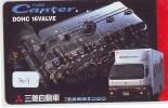 Télécarte Japon CAMION * Japan Phonecard * TRUCK (349) Auto *  CAR * Voiture * Telefonkarte  LKW * CAMIONES * MITSUBISHI - Auto's