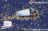 Télécarte Japon CAMION * Japan Phonecard * TRUCK (350) Auto *  CAR * Voiture * Telefonkarte  LKW * CAMIONES * - Auto's