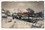 NEGRILESTI-RUMÄNIEN-WINTERLANDSCHAFT-Photokarte-1Weltkrieg-Militaria-1WK.-1918- - Roumanie