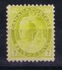 Canada: 1898, Victoria Michel 67A ,  7 C Green Olive - 1851-1902 Regering Van Victoria