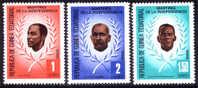 Guinea Ecuatorial : 1979 (MNH) : Mich : 1603-1605  Cote : 2,10 Euro - Guinée Equatoriale
