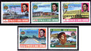 Guinea Ecuatorial : 1979 (MNH) : Mich : 1608-1612  Cote : 1,60 Euro - Guinée Equatoriale