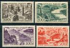 France (1949) PA N 24 à 27 ** (Luxe) - Poste Aérienne