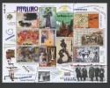 SAN MARINO FOGLIETTO 2009 ANNIVERSARIO MANIFESTO DEL FUTURISMO MNH** 02 - San Marino