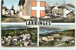 LARRINGES  -  Carte Multivues De La Ville. - Non Classés