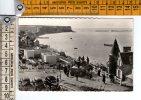 E641 Arromanches Les Bains - Port De La Liberation - Le Tank - Old Mini Card / Viaggiata 1963 - Arromanches