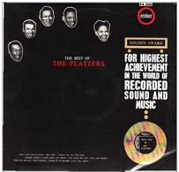 * LP *  THE BEST OF THE PLATTERS - Soul - R&B