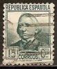 Espagne 1934 - Conception Arenal - 1931-Hoy: 2ª República - ... Juan Carlos I