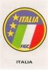 """FIGURINE PANINI STICKERS - SERIE """"WORLD CUP STORY"""" : SCUDETTO ITALIA (ITALY SOCCER TEAM BADGE) - NUOVA / NEW - Edizione Italiana"""