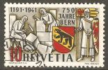 Switzerland 1941 Mi# 398 Used - Used Stamps