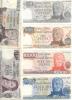 REPUBLICA ARGENTINA 18 BILLETES DIFERENTES - Argentina