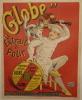 GLOBE A POLIR - CASSEROLE EN CUIVRE - CUISINIER - CHAT - Afiches