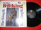 B B  KING MR  BLUES IMPORT USA 1960    EDIT  ABC PARAMOUNT - Blues