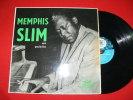 MEMPHIS SLIM EN PUBLIC  1965   EDIT  BLACK AND BLUE - Jazz