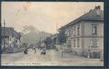 Broc, Le Moléson Et Rue, Animée, - FR Fribourg