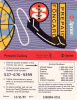USA - Travelex, Sprint Prepaid Card 50 Units, Exp.date 31/12/97, Used