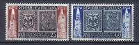 R500 - REPUBBLICA 1952 , Sassone N. 689/690  ***  . Modena E Parma - 1946-60: Nuovi