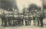 Nancy : Cortège Historique 1909, Hommes D'Armes Alsaciens. Parfait état. 2 Scans. Edition Imprimeries Réunies - Nancy