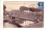 59 _  COUDEKERQUE - BRANCHE  _  Le Pont Sur  Le  Canal  De  Bergues  _ - Coudekerque Branche