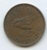Great Britain Farthing 1951 - 1902-1971 : Monnaies Post-Victoriennes