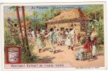 CHROMO Liebig Au Panama Un Bal D´indigènes Danse - Liebig