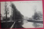 Dep 45 , Cpa  FAY Aux LOGES , 3755 , Les Bords Du Canal (26) - Francia
