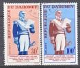 Dahomey  180-1   (o) - Benin - Dahomey (1960-...)