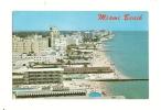 Cp, Etats-Unis, Miami Beach, The Beautiful Sandy Beaches And Hotels Of Miami - Miami Beach