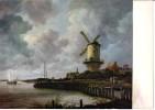 Amsterdam – Rijksmuseum   Mill Near Wijk Bij Duurstede - Jacob Van Ruysdael - Museum