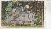 B41413 The Beeches Home Of Calvin Coolidge Northampton Not  Used Perfect  Shape - Northampton
