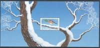 FRANKREICH Mi.Nr. Block 35 Vogel, Bird  -MNH - Pájaros Cantores (Passeri)
