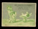Chromo ( 2636 )  Aux Fabriques De France  - Bruxelles - Pierrots  Pierrot - Chocolade